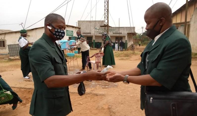 Kongo central: reprise des cultes en images