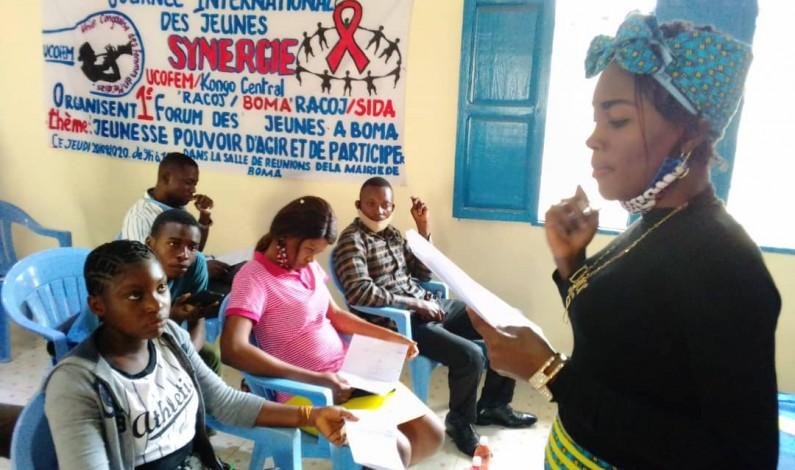 Boma : forum sans tabou sur la sexualité et civisme des jeunes
