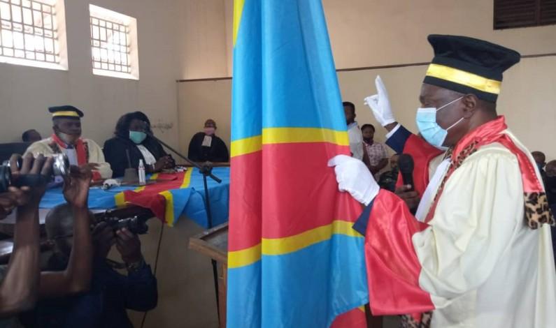 Kongo central: le nouveau procureur général prête serment