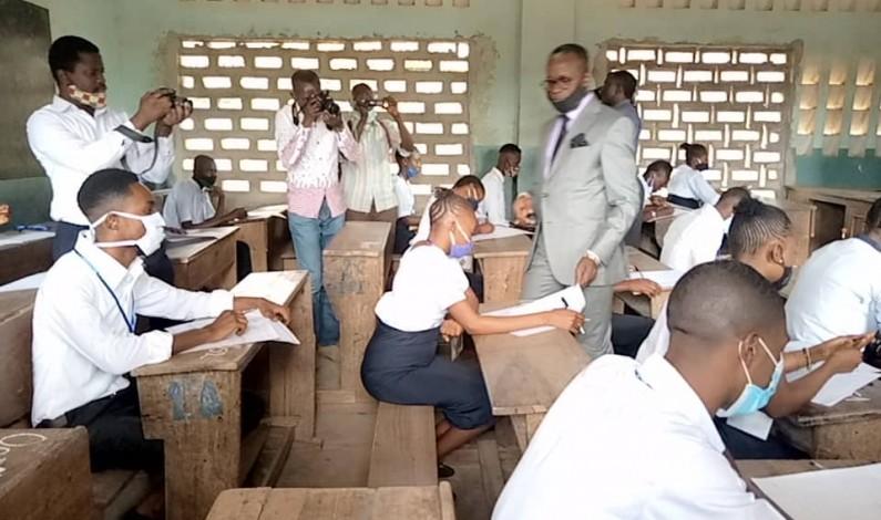 Exetat: 3209 candidats de plus que l'an passé au Kongo central