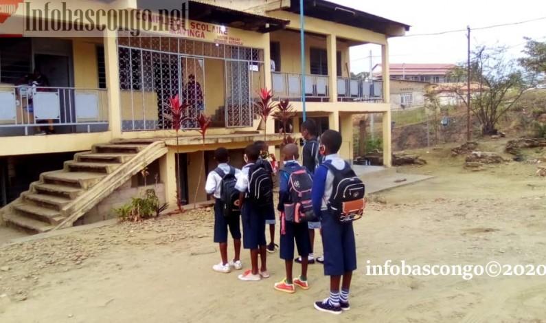 RDC: l'année scolaire 2019-2020 s'achève le 10 septembre