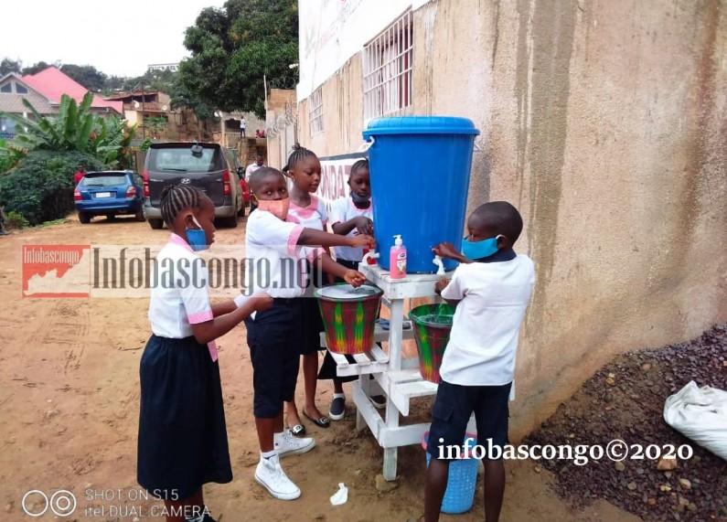 Rentrée des classes timide dans les écoles privées, quasiment inexistante dans les écoles publiques, au Kongo central