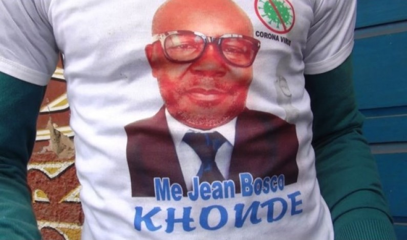 La ''Fondation Jean-Bosco Khonde'' impliquée dans la lutte contre la Covid-19 à Tshela au Kongo central