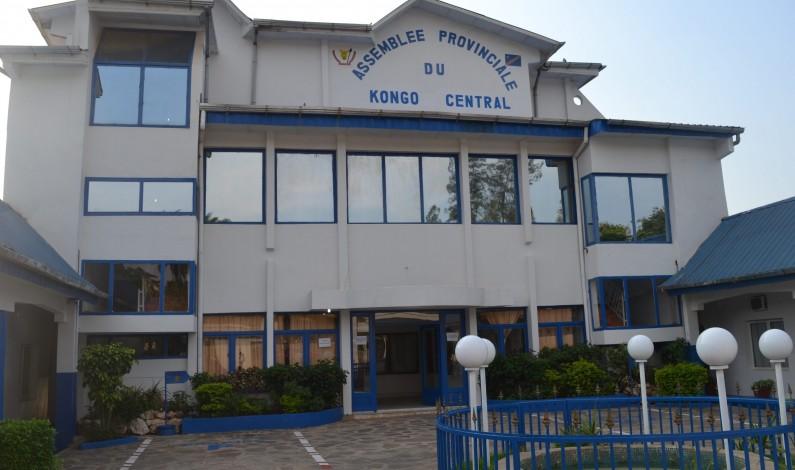 Kongo central: pas de plénière d'ouverture de la session de septembre