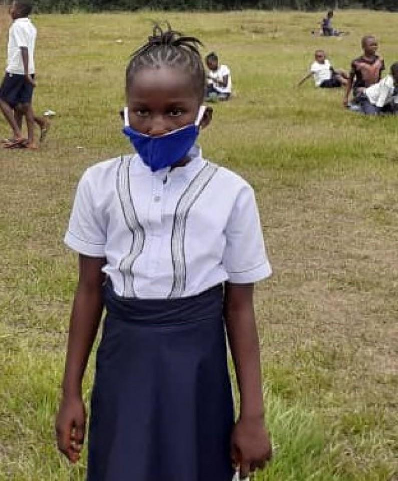 Une fillette réalise 100% au concours de dictée à Lukula, au Kongo central