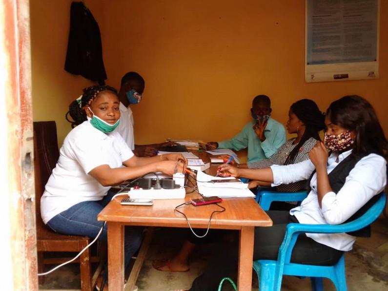Kongo central: des journalistes produisent des reportages de qualité après une formation à distance