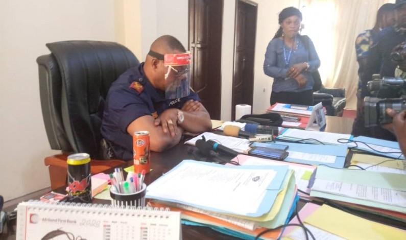 "Placide Nyembo:""Je veux effacer le concept Kuluna au Kongo central"""