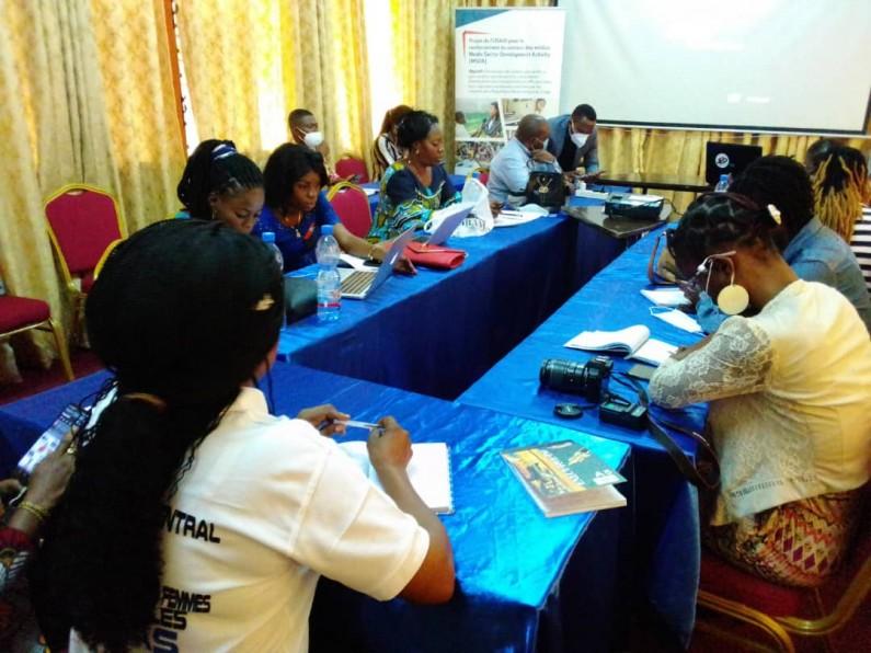 RDC: vérifier les faits pour lutter contre la désinformation