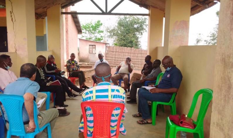 Kongo central: les pensionnaires de la prison de Songololo vont cultiver pour se nourrir