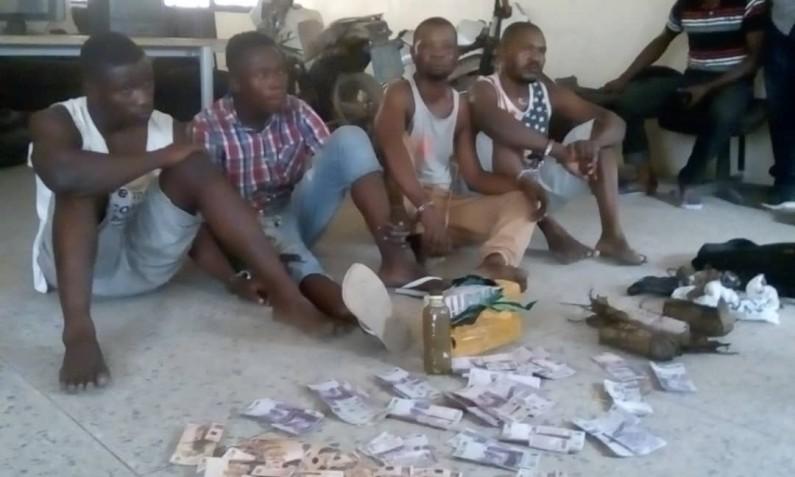 Matadi:deux jeunes surpris avec de faux billets de 5 000 FC et 10 000 fc