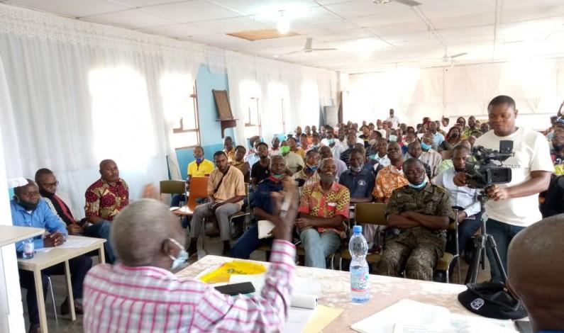 Mbanza-Ngungu: intéressante tribune populaire sur l'état de droit et l'exercice des libertés publiques