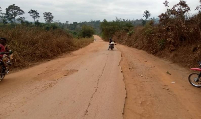 Le go des travaux de réhabilitation de la route Manterne-Tshela pourrait être donné avant fin décembre