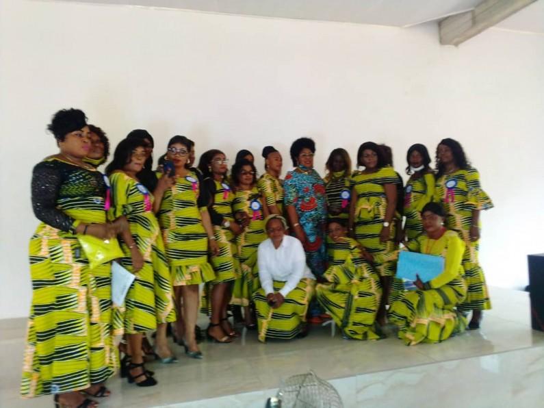 Dénoncer les violences faites à la femme et à l'enfant: la sensibilisation de l'Afejuco Boma