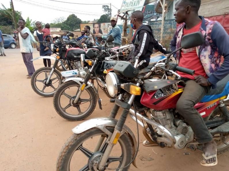 Une quittance qui ne reflète pas le montant réel payé à la base de la colère des motocyclistes de l'ex-district des Cataractes
