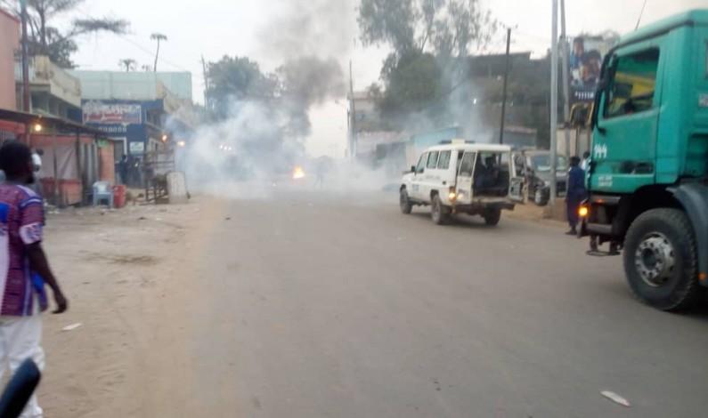 Matadi: échauffourées entre la police et des étudiants de l'ISP