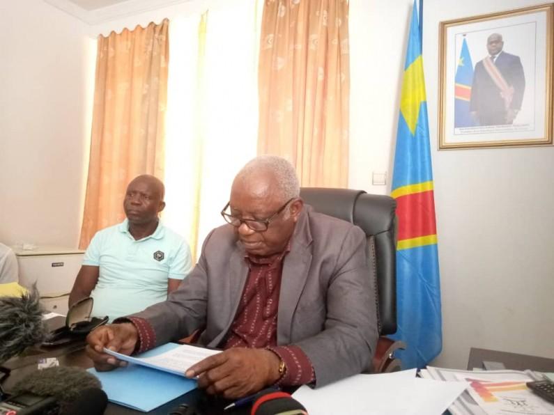 Anatole Matusila:»le président seul a la compétence de convoquer les députés provinciaux aux séances plénières»