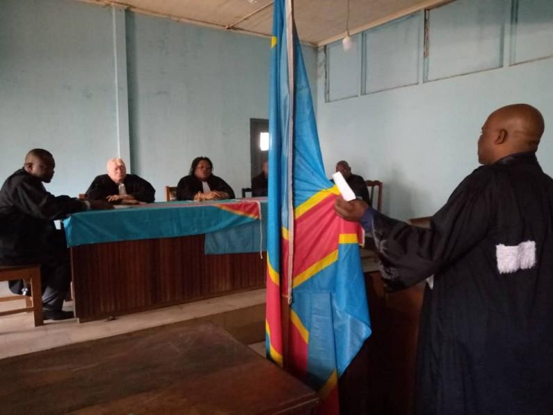Peu de juges à Mbanza-Ngungu, le plus grand tribunal de grande instance du Kongo central