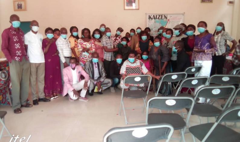 Boma: des femmes leaders formées pour réclamer et faire respecter leurs droits