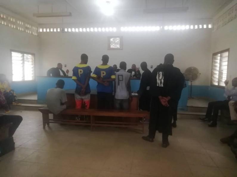Matadi: quatre détenus de la prison du camp Molayi condamnés à cinq ans de servitude pénale pour évasion