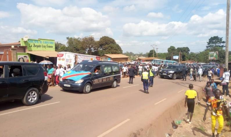 Jurens Mampuya, fils aîné d'Albert Nsimba, le député provincial assassiné, lui aussi menacé de mort
