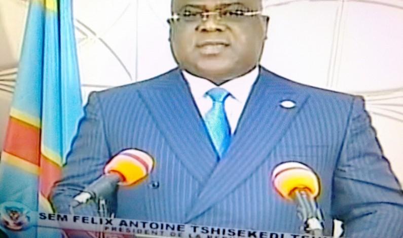 Message du président de la République: des Congolais réagissent