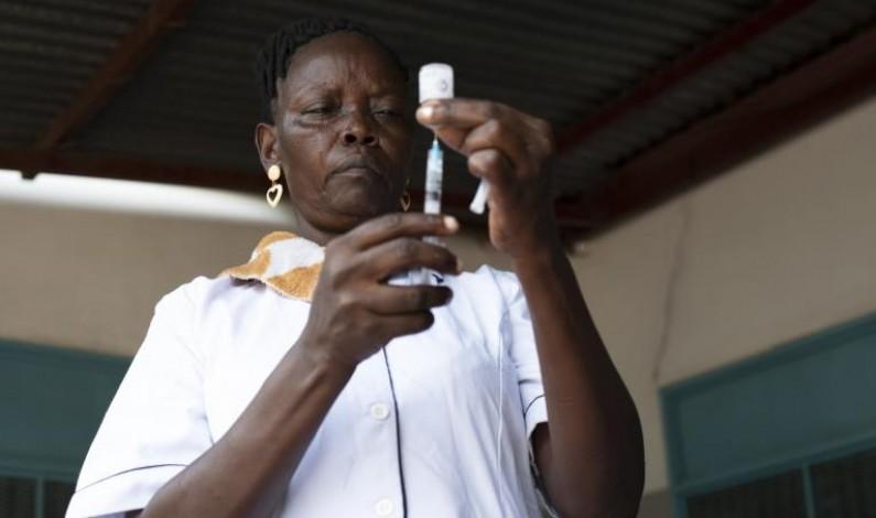 L'UNICEF stockera plus d'un demi-milliard de seringues d'ici la fin de l'année, dans le cadre des efforts de préparation à d'éventuelles vaccinations contre le COVID-19