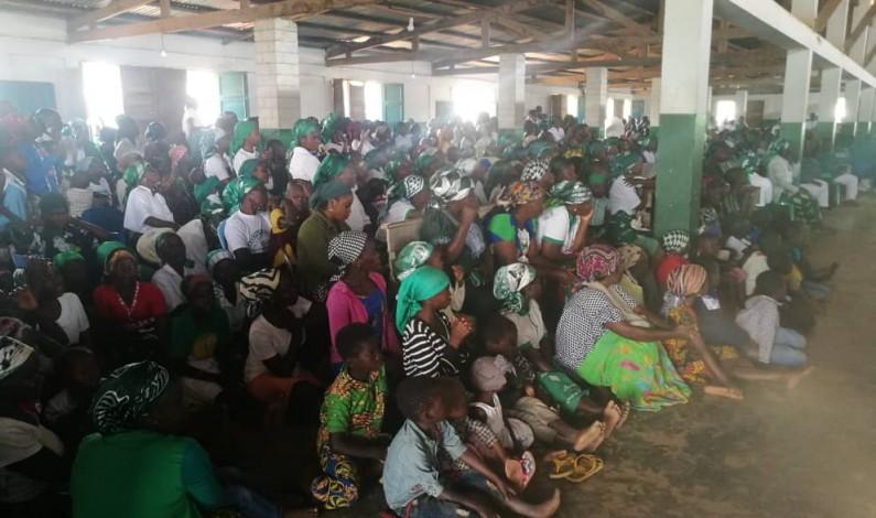 A Mbanza-Ngungu, le chef spirituel Simon Kimbangu Kiangani fustige la spoliation des terres de l'église Kimbanguiste