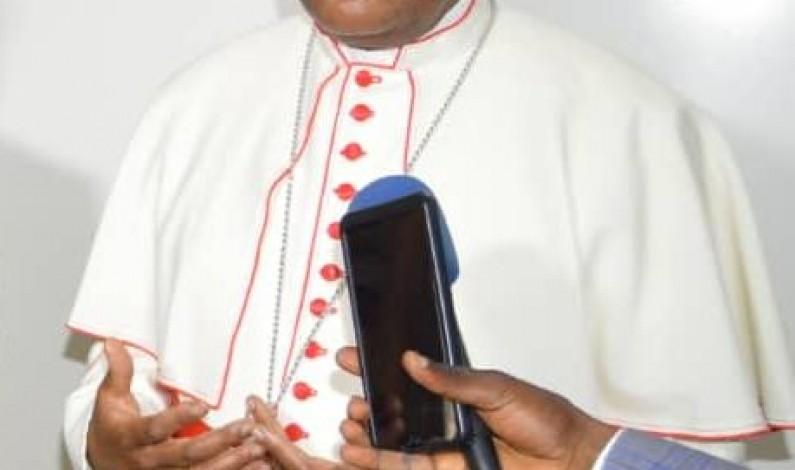 Le pape François nomme le cardinal Fridolin Ambongo administrateur apostolique du diocèse de Kisantu