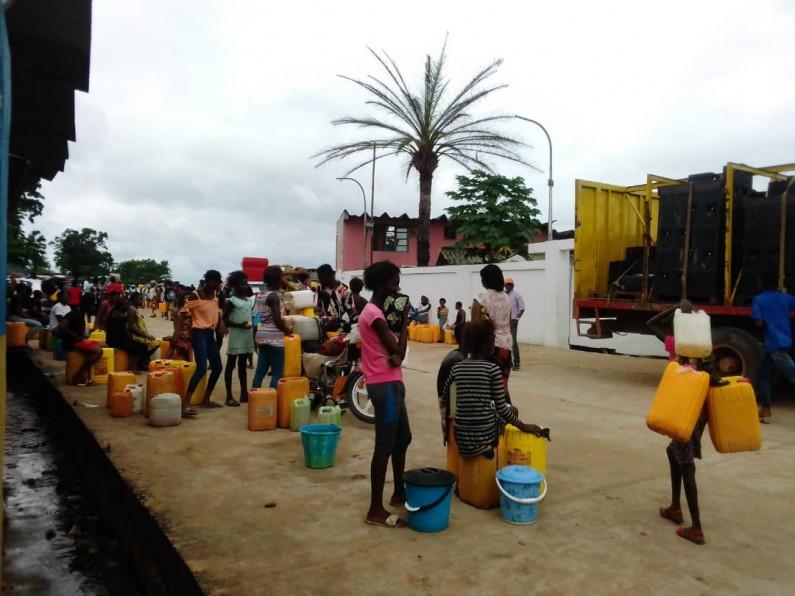 Boma: en quête d'eau, un enfant se noie dans le fleuve