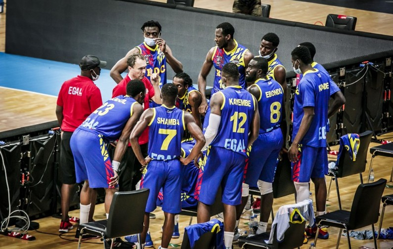 Eliminatoires Afrobasket 2021 : la RDC bat la RCA