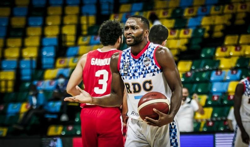 Éliminatoires afrobasket 2021 : la RDC s'incline face à la Tunisie (50-61)