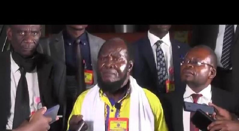 Consultations nationales en RDC: Ne Muanda Nsemi appelle à l'unité