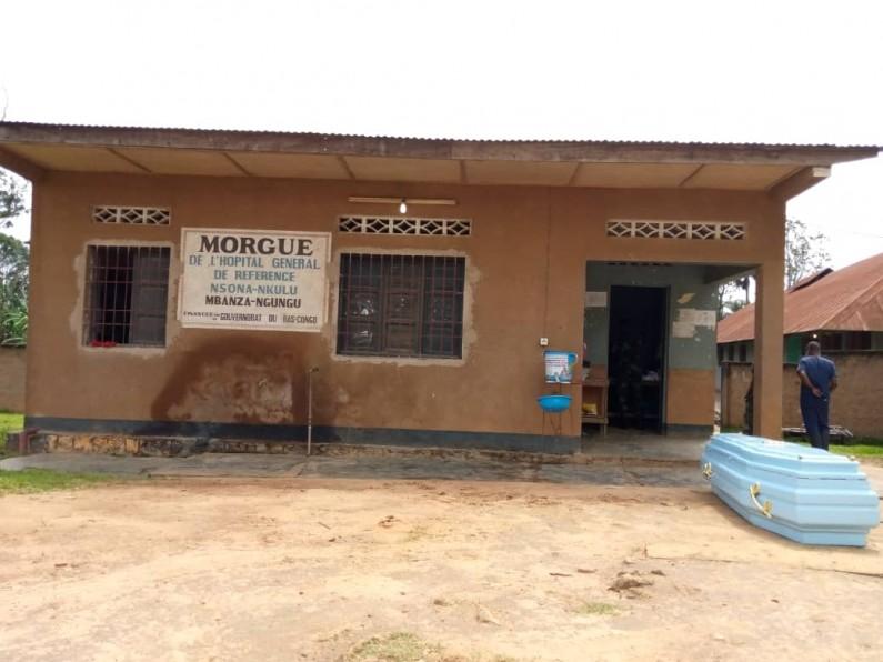 Mbanza-Ngungu : enfin, les morts des dernières pluies torrentielles vont être inhumés