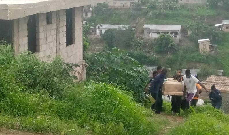 Matadi: un corps sans vie découvert à Nkala-nkala