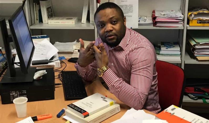 """"""" Le président de la République peut nommer un informateur """": Guelord Luema,doctorant en droit à l'Université Paris XII"""