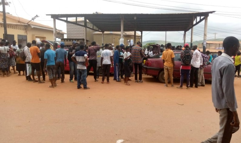 Kongo central: dix morts dans un accident de route sur la descente Mpete-Nkamuna