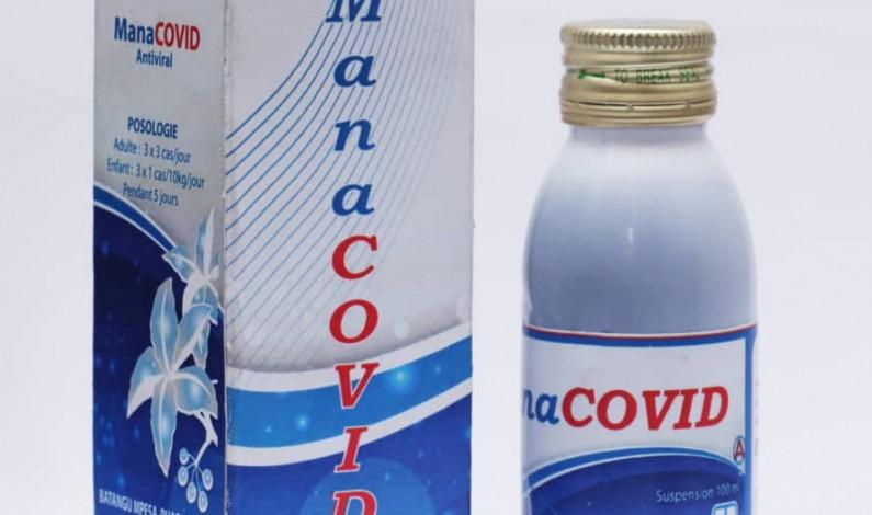Le gouvernement congolais avalise le Manacovid du pharmacien Batangu