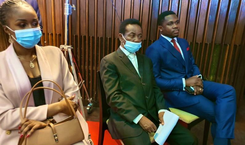 Bien que suspendu, le SG Jean Nguvulu  installe le bureau provisoire de l'Assemblée nationale