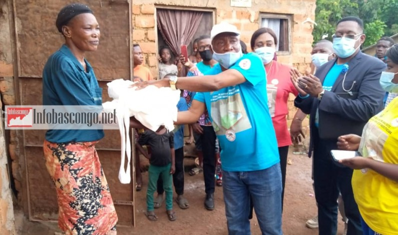 Campagne de distribution des moustiquaires à Mbanza-Ngungu