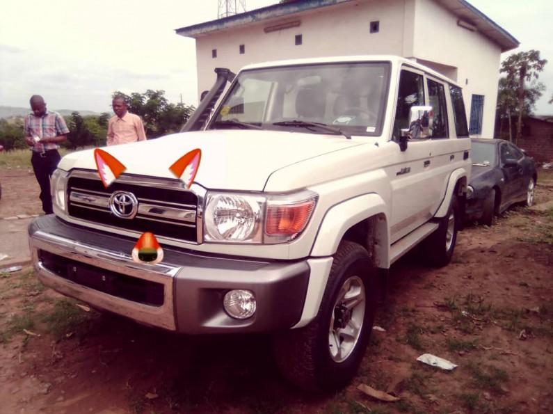Boma : une Toyota volée au sortir du port International restituée à son propriétaire par le Parquet