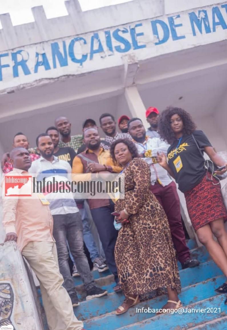 Kimvuka films : promouvoir le cinéma au Kongo central