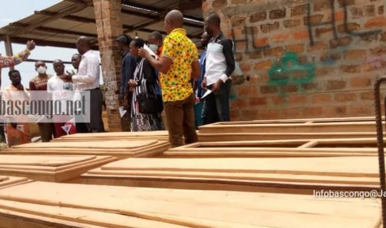 » Kongo dia mpa» contribue pour l'inhumation sous peu de militants de BDM, gardés 9 mois à la morgue de Kimpese