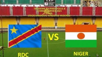 Chan 2020 RDC-Niger: l'ambassadeur de la RDC au Cameroun rend l'entrée gratuite au stade pour tous les Congolais