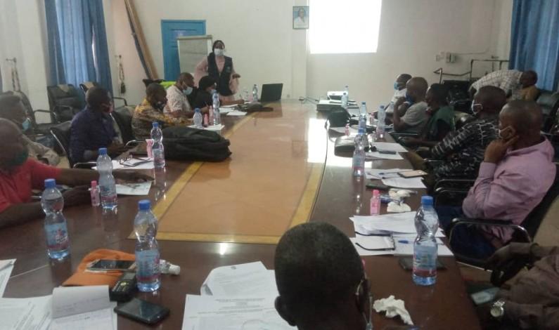 Kongo central : des professionnels de médias pour intensifier la sensibilisation contre la Covid-19