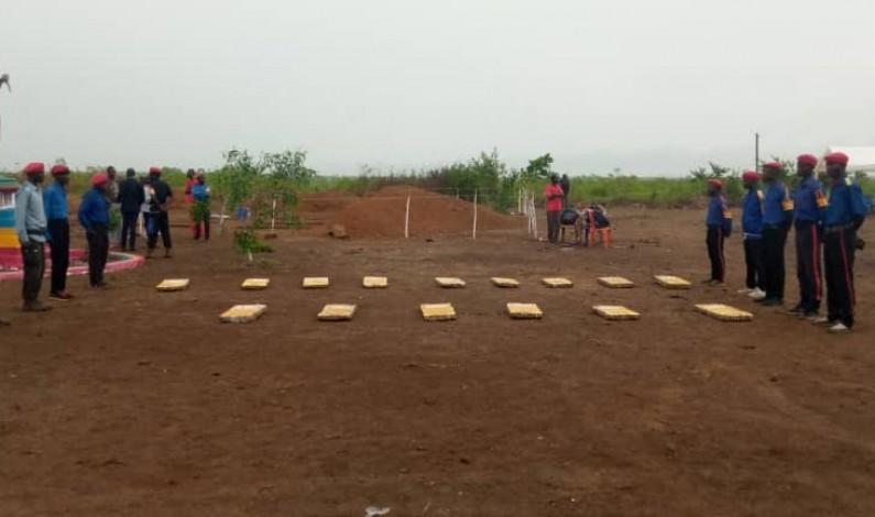 A Kimpese, aux funérailles des membres de BDM assassinés, un seul refrain: justice