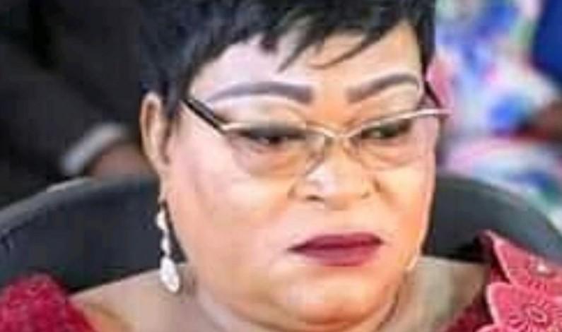 Kongo central : décès de la députée Valérie Malonda