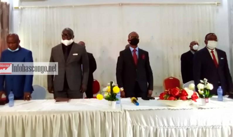 Le gouverneur du Kongo central veut donner une nouvelle impulsion à la Dgrkc