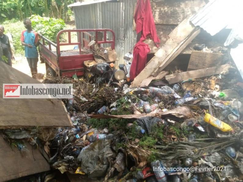 Matadi : grave accident de moto sur Tsasa di Ntumba