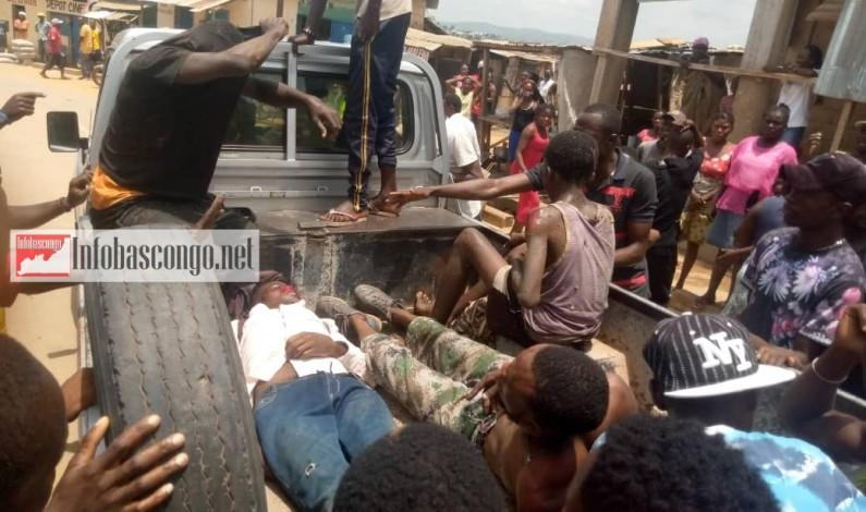 Matadi : une des victimes de l'accident de moto à Tsasa di Ntumba succombe