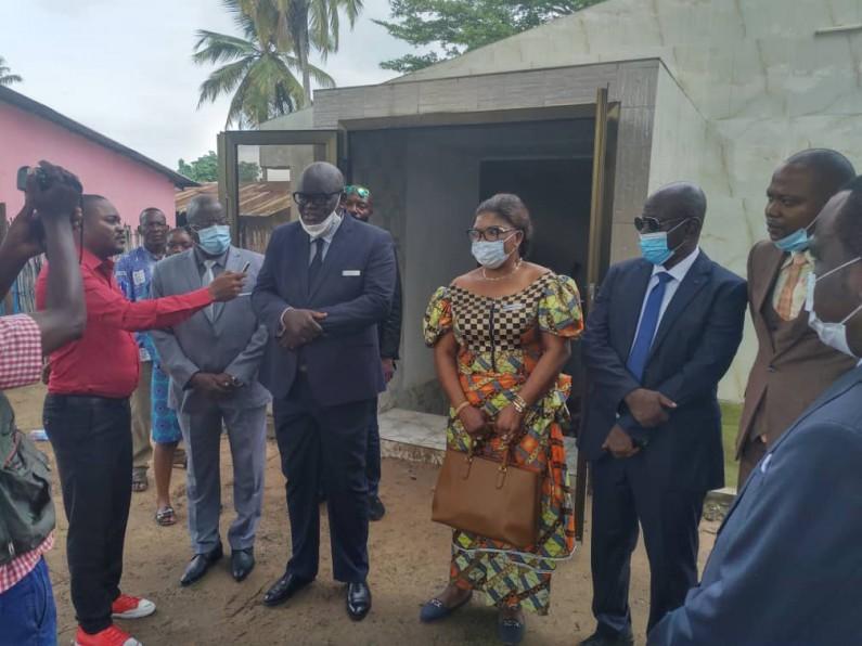 Le Kongo central doit se battre pour obtenir du gouvernement,le paiement des 10% de répartition des dommages de l'extraction du pétrole de Moanda